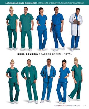 انواع پارچه های بیمارستانی