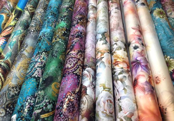 چادر رنگی
