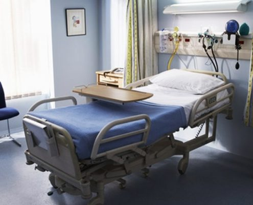 پارچه ملحفه ای بیمارستانی و انواع آن